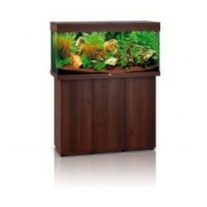 juwel rio 180 aquarium cabinet dark wood. Black Bedroom Furniture Sets. Home Design Ideas