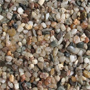 Natural fish tank gravel 8kg 3 4mm for Natural fish tank